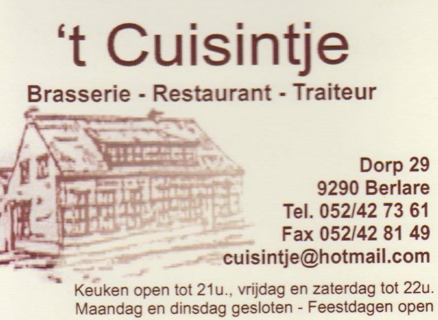 Cuisientje